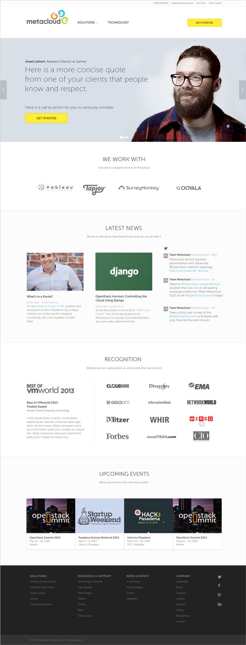 metacloud-website