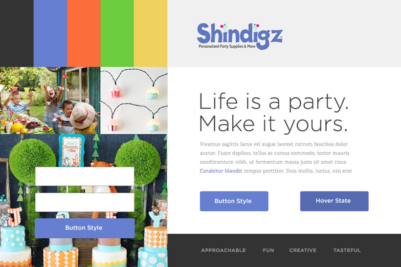 shindigz-styleboard
